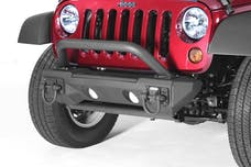 Rugged Ridge 11542.14 All Terrain Over-Rider Hoop; 07-17 Jeep Wrangler JK