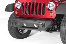 Rugged Ridge 11542.23 All Terrain Stubby Bumper Ends; 07-17 Jeep Wrangler JK