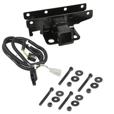 Rugged Ridge 11580.51 Receiver Hitch Kit with Wiring Harness