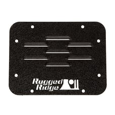Rugged Ridge 11586.10 Tire Carrier Delete Plate