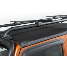 Rugged Ridge 11703.11 Sherpa Roof Rack Crossbars; Round; 56.5-Inches; 07-17 Jeep Wrangler JK