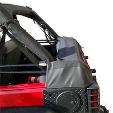Rugged Ridge 12104.51 Soft Top Storage Boot, Black Diamond; 07-16 Jeep Wrangler JK 4-Door