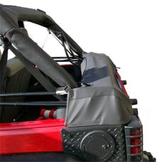Rugged Ridge 12104.51 Soft Top Storage Boot; Black Diamond; 07-17 Jeep Wrangler JK 4-Door