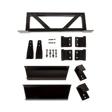 Rugged Ridge 12107.18 Wall Mount Door and Freedom Panel Holder Kit