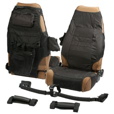 Rugged Ridge 13235.80 Interior Kit, Black