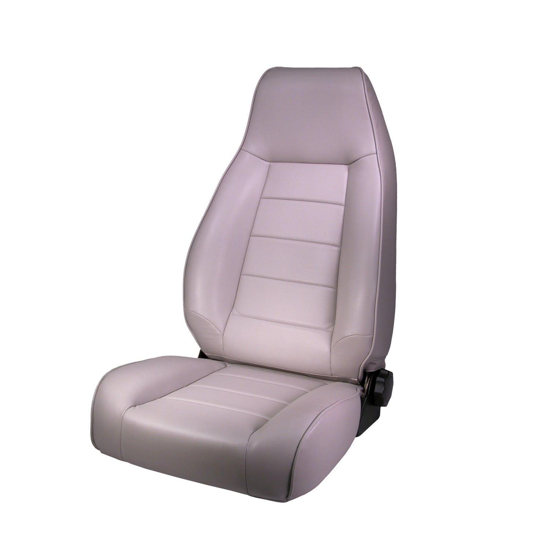 Rugged Ridge 13445.15 Black Denim XHD Reclining Front Seat