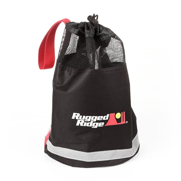 Rugged Ridge 15104.21 Cinch Bag for Kinetic Rope