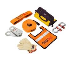 Rugged Ridge 15104.28 XHD Recovery Gear Kit; 30000 Pounds
