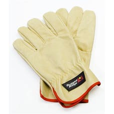 Rugged Ridge 15104.41 Recovery Gloves; Leather