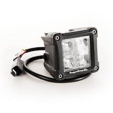 Rugged Ridge 15209.30 Cube LED Light; Combo High/Low Beam