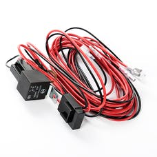 Rugged Ridge 15210.69 Light Installation Wiring Harness; 1 Light;