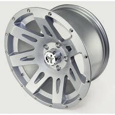 Rugged Ridge 15301.40 XHD Wheel, 17x9, Silver