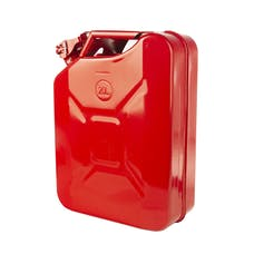Rugged Ridge 17722.31 Jerry Can, Red, 20L, Metal