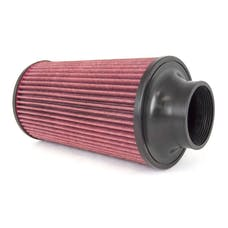 Rugged Ridge 17753.03 Conical Air Filter; 89mm x 270mm