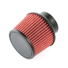 Rugged Ridge 17753.04 Conical Air Filter; 89mm x 152mm