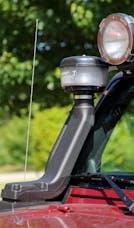 Rugged Ridge 17756.22 XHD Snorkel with Pre-Filter, 3.6L/3.8L; 07-16 Jeep Wrangler JK