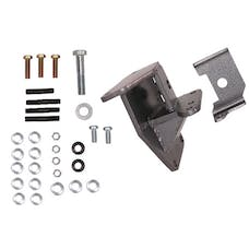 Rugged Ridge 18003.10 HD Steering Box Mount; 76-86 Jeep CJ Models