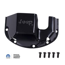 Rugged Ridge DMC-16597.30 Differential Skid Plate, Jeep logo