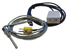 SCT 9817 EGT Kit for Livewire TS/X4