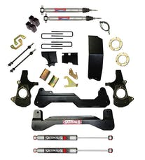 Skyjacker C14661APK-M Suspension Lift Kit w/Shock