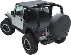 Smittybilt 772935 Spare Tire Cover
