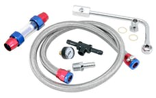 Spectre Performance 2985 Spectre Edelbrock Fuel Line Kit