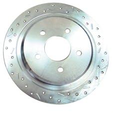 Stainless Steel Brakes 23608AA3R rtr drld sltd zp rr 2000-05 Impala/Monte Carlo all rh