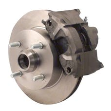 Stainless Steel Brakes A123-22 frnt conv drm/dsc 64-74 GM stock spindle non power