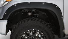 Stampede Automotive Accessories 8431-2 Ruff Riderz Fender Flare, Black, Set of 4, Smooth