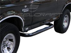 "Steelcraft 211077 3"" Round Sidebars, S/S"