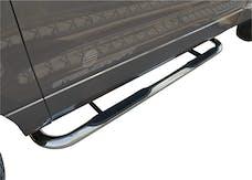 "Steelcraft 212400 3"" Round Sidebars, Black"