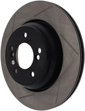 StopTech 126.34054SR Sport Slotted Brake Rotor; Rear Right
