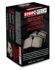 StopTech 309.09151 Sport Brake Pads with Shims and Hardware