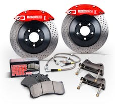 StopTech 82.058.5100.21 Big Brake 1 Piece Rotor; Front