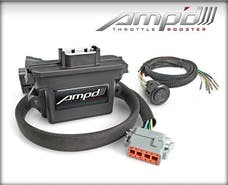 Superchips 18862-D Amp'D Throttle Booster Kit with Power Switch