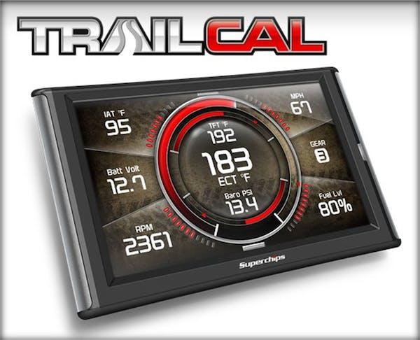 Superchips 41051 Gas TrailCal