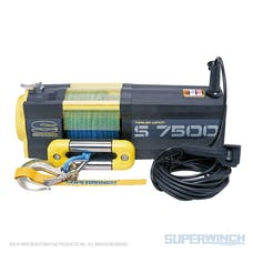 Superwinch 1475201 S7500 Winch Synthetic
