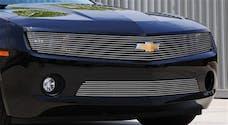 T-Rex Grilles 20027 Billet Phantom Grille, Polished, Aluminum, 1 Pc, Overlay
