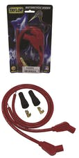Taylor Cable Products 10253 8mm Spiro-Pro red MC univ 135