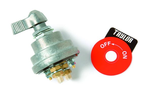 Taylor Cable Products 1033 Master Battery Disconnect Switch 4 post
