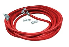 Taylor Cable Products 21540 1/0 ga red 20ft Battery Cable Kit