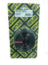Taylor Cable Products 2580 Thermal Protective Sleeving black