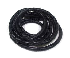 Taylor Cable Products 38111 3/8in Convoluted Tubing 500ft black