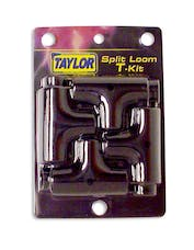 Taylor Cable Products 39100 Split Tee Adapter Kit black