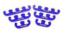 Taylor Cable Products 42860 Clip-On Separators 7-8mm blue