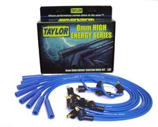 Taylor Cable Products 64652 High Energy RC custom 8 cyl blue