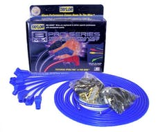Taylor Cable Products 73653 8mm Spiro-Pro univ 8 cyl 135 blue