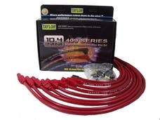 Taylor Cable Products 79268 409 Spiro-Pro custom red