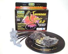 Taylor Cable Products 83051 Thundervolt 8.2 univ 8 cyl 90 black