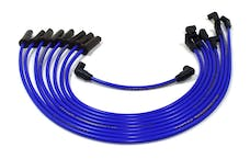 Taylor Cable Products 84629 Thundervolt 8.2 custom 8 cyl blue